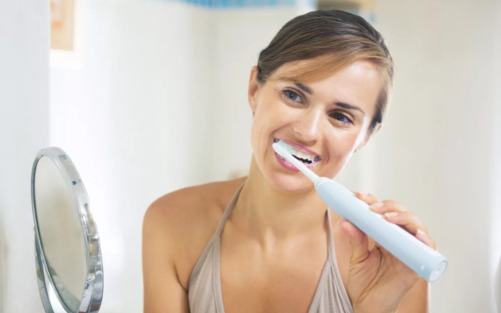 benefits of oral b electric toothbrush